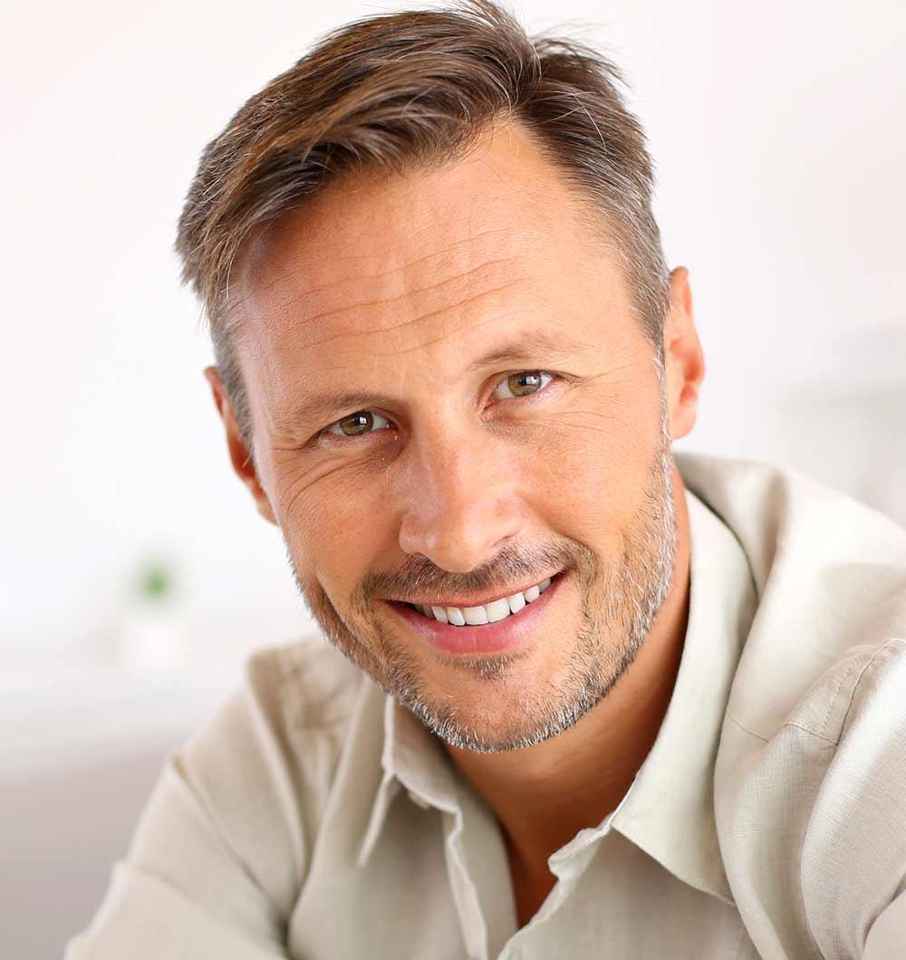 Candidato para implantes dentales