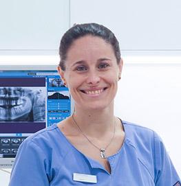 Higienista Laura Moreno